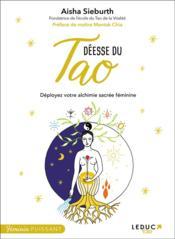 Déesse du Tao - Couverture - Format classique