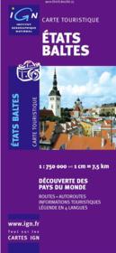 Etats Baltes - Couverture - Format classique