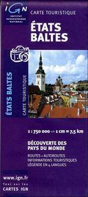 Etats Baltes - Intérieur - Format classique