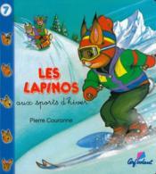 LAPINOS T.7 ; aux sports d'hiver - Couverture - Format classique