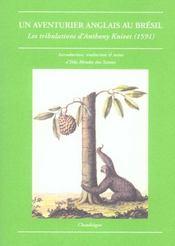 Un aventurier anglais au bresil. les tribulations - Intérieur - Format classique