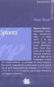 Spinoza - Intérieur - Format classique