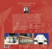 Promenade des anglais, la belle epoque des villas - 4ème de couverture - Format classique