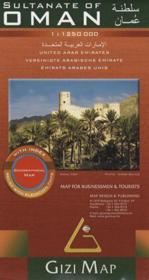 Sultanate of Oman - Couverture - Format classique