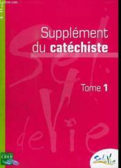 Sel de vie t.1 ; supplément de catéchiste - Couverture - Format classique