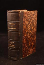 A terre & en l'air. Mémoires du Géant - Couverture - Format classique