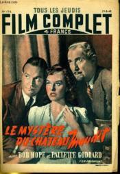 Tous Les Jeudis Film Complet N° 116 - Le Mystere Du Chateau Maudit - Couverture - Format classique