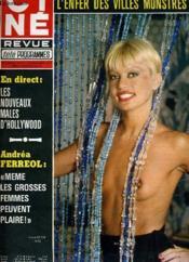 Cine Revue - Tele-Programmes - 57e Annee - N° 45 - Julia - Couverture - Format classique