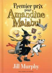 Premier prix pour Amandine Malabul - Couverture - Format classique