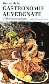 Gastronomie auvergnate - Intérieur - Format classique
