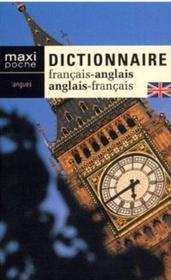 Dictionnaire maxi poche ; français-anglais / anglais-français - Couverture - Format classique