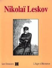 Nikolai Leskov - Couverture - Format classique