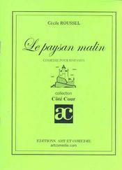 Le paysan malin - Intérieur - Format classique