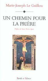 Chemin Pour La Priere - Intérieur - Format classique