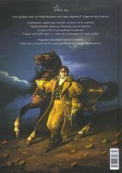 Shandy, un anglais dans l'empire t.1 ; Agnès - 4ème de couverture - Format classique