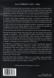 Oeuvres romanesques t.1 - 4ème de couverture - Format classique