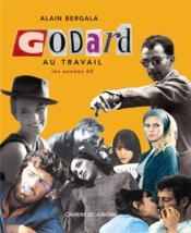 Godard au travail - Couverture - Format classique