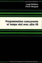 Programmation Concurrente - Couverture - Format classique
