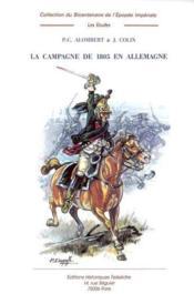 La campagne de 1805 en Allemagne t.4 - Couverture - Format classique
