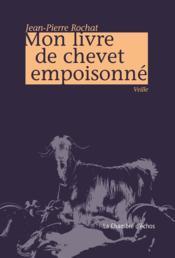 Mon livre de chevet empoisonné - Couverture - Format classique