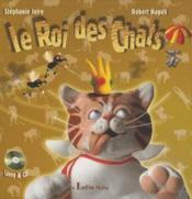 Le roi des chats - Couverture - Format classique