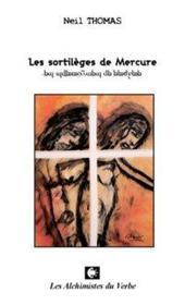 Les sortilèges de Mercure - Couverture - Format classique
