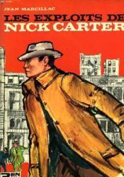 Les Exploits De Nick Carter - Couverture - Format classique