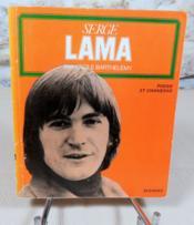 Serge Lama. - Couverture - Format classique