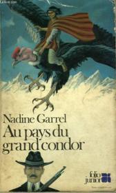 Au Pays Du Grand Condor - Couverture - Format classique