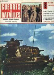 Guerres Et Batailles - 8 - Hitler Envahit La Russie - Couverture - Format classique