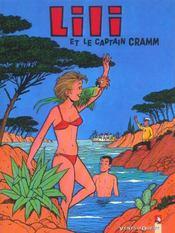 Lili t.24 ; Lili et le captain Cramm - Intérieur - Format classique