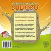Coralie joue au sudoku à la grande école - 4ème de couverture - Format classique