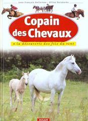 Copain des chevaux - Intérieur - Format classique