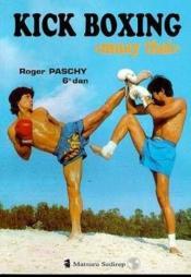 Kick Boxing Muay Thai - Couverture - Format classique