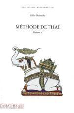 Methode de thaï t.2 ; 2cd (2e édition) - Couverture - Format classique