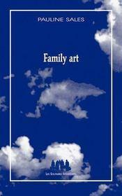 Family art - Couverture - Format classique
