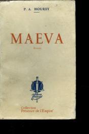 Maeva - Couverture - Format classique