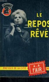 Le Repos Reve - Couverture - Format classique