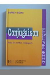 Guide De Conjugaison - Couverture - Format classique