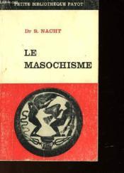 Le Masochisme - Couverture - Format classique