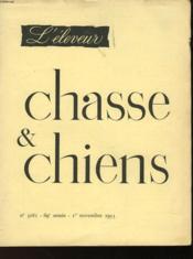 Chasse - Chiens - Couverture - Format classique