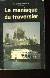 Le Maniaque Du Traversier - N°8 - Couverture - Format classique