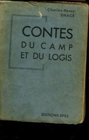 Contes Du Camp Et Du Logis - Couverture - Format classique