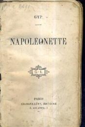 Napoleonette. - Couverture - Format classique