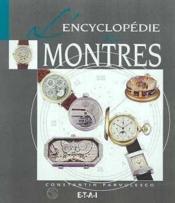 Encyclopedie De La Montre - Couverture - Format classique