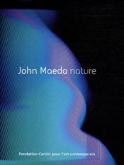 John Maeda. Nature +Cd Rom - Couverture - Format classique