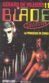 Blade t.11 ; la princesse de Zunga - Intérieur - Format classique