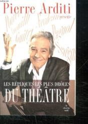 Les répliques les plus drôles du théâtre de boulevard - Couverture - Format classique