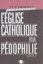 L'Eglise Catholique Et La Pedophilie - Intérieur - Format classique