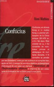 Confucius - Couverture - Format classique